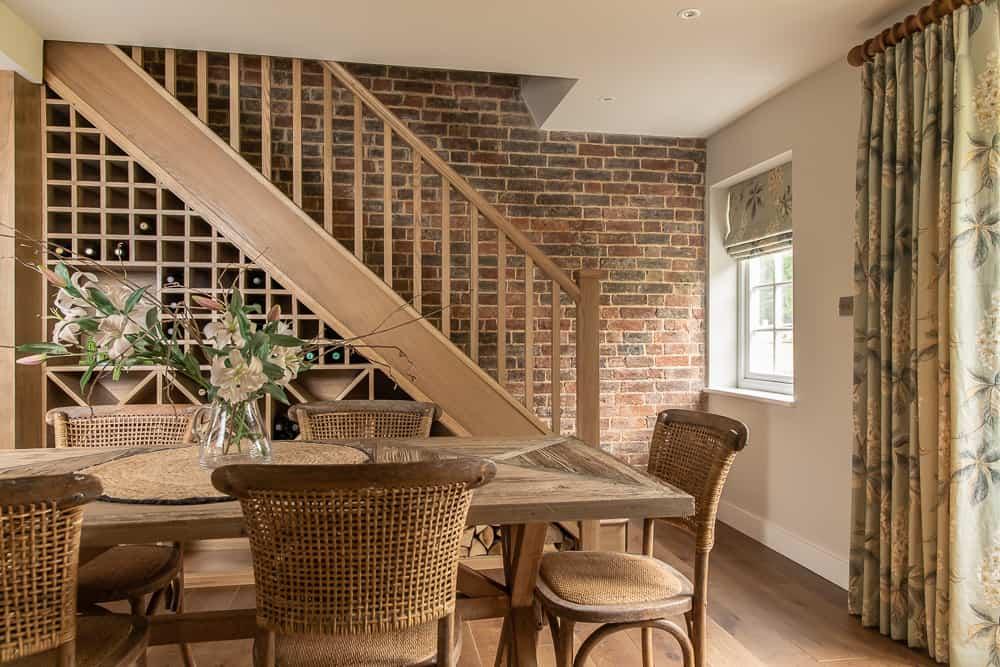 Bespoke oak staircase | Beth Barker Designs