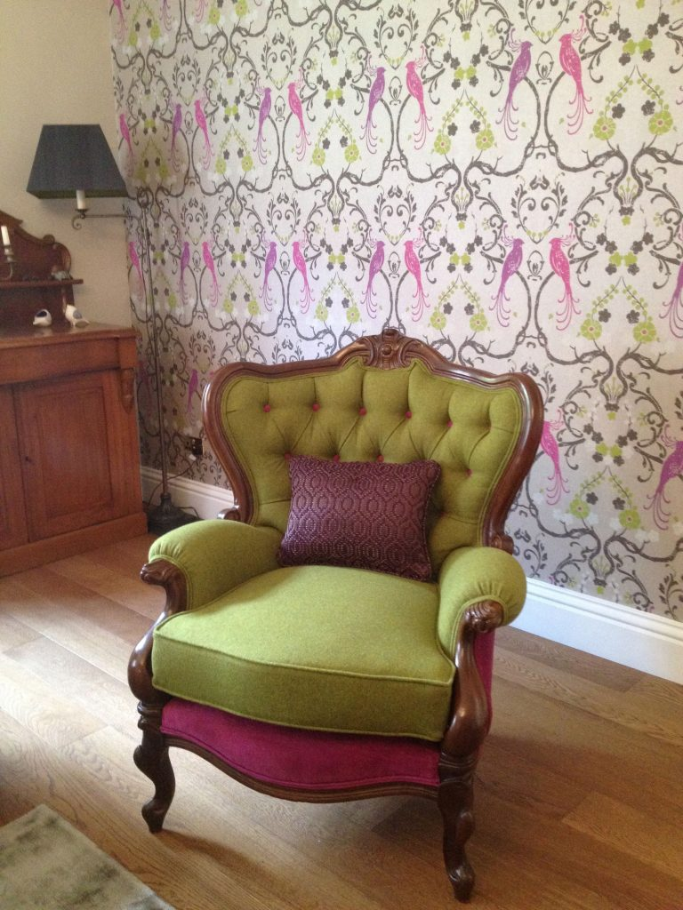 Bespoke upholstery| Interior design Kent and Sussex | Beth Barker Designs
